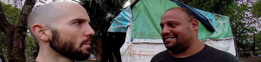 Interview mit einem Recyclingarbeiter und Obdachloser aus Buenos Aires