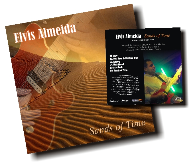 EP Sands of Time pode ser ouvido gratuitamente no SoundCloud EP-instrumental-Elvis-Almeida-Sands-of-Time