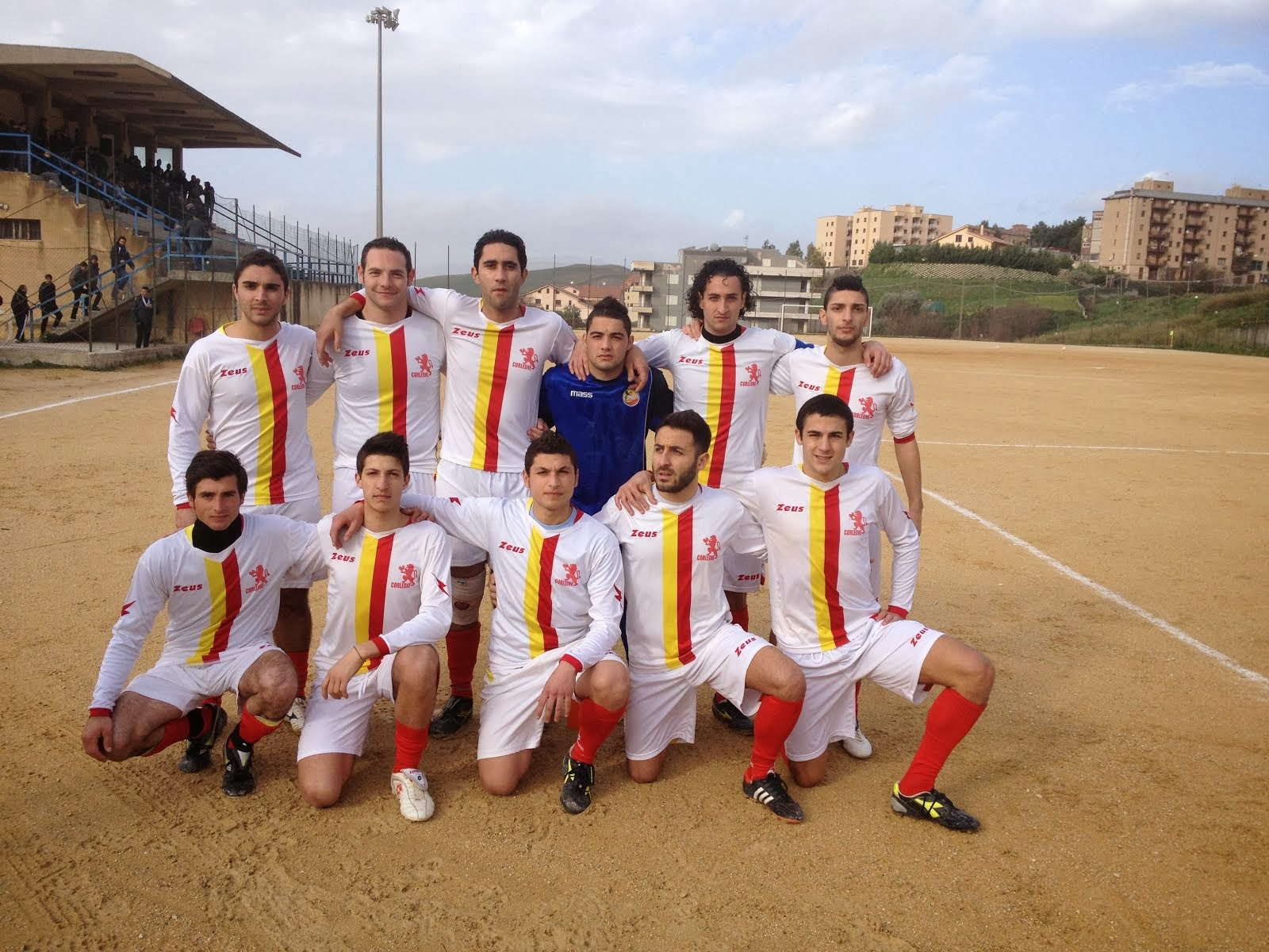 Calcio, Prima Categoria. Il Corleone battuto in casa dal Prizzi