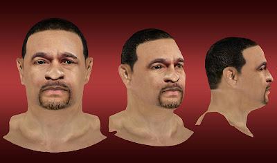 NBA 2K13 Coach Mark Jackson Cyberface Patch