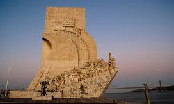 Foto monumento a los descubrimientos en Lisboa