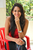 Swetha Jadhav glam pics in red top-thumbnail-1