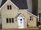 Forget me Not Cottage Dollshouse