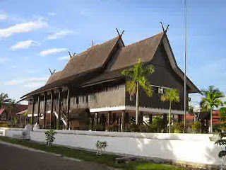 Betang - Traditional Houses of Central Kalimantan