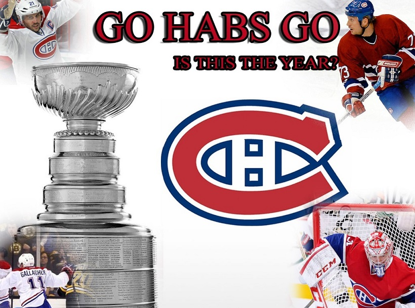 GO HABS GO:  2013 Regular Season