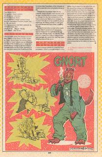 Gnort (ficha dc comics)