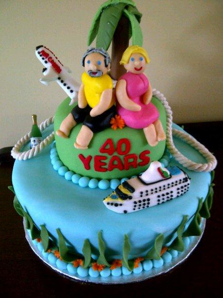 CRAZY CAKES Anniversary Cakes