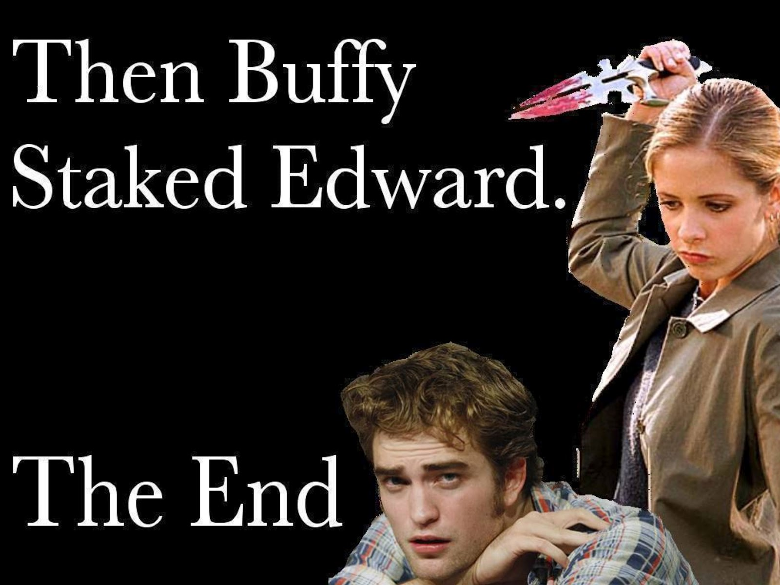 [Image: Buffy_Staked_Edward__The_End_by_indirox.jpg]