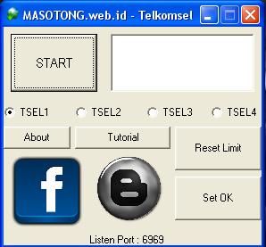 Update Inject Telkomsel Mas Otong 20 Oktober 2015
