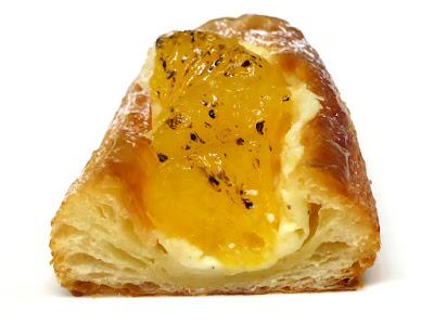甘夏とチーズクリームのダノワーズ | LA TERRE(ラ・テール)