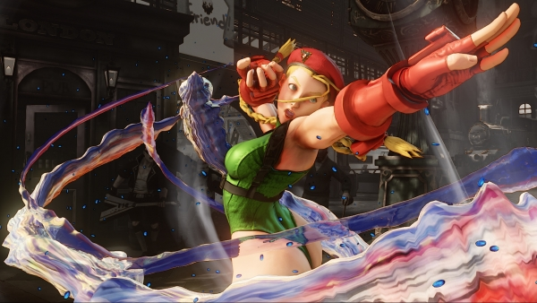 La beta de Street Fighter V se pospone indefinidamente