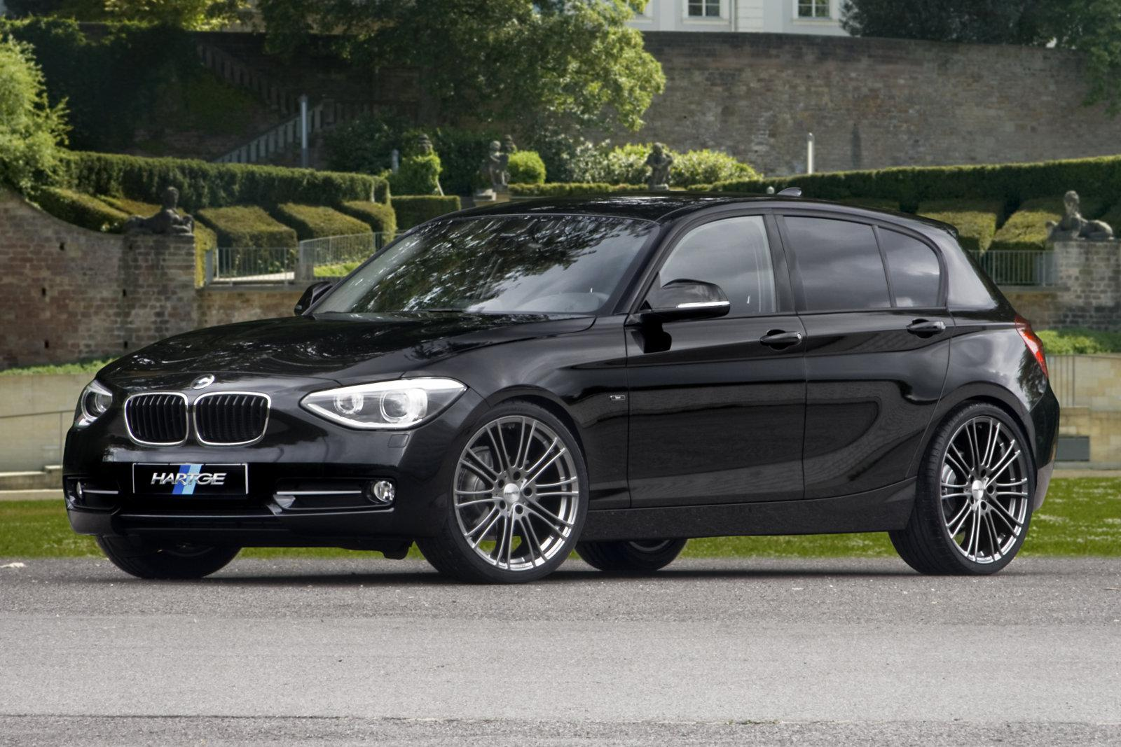 bmw 1 series by hartge car tuning styling. Black Bedroom Furniture Sets. Home Design Ideas