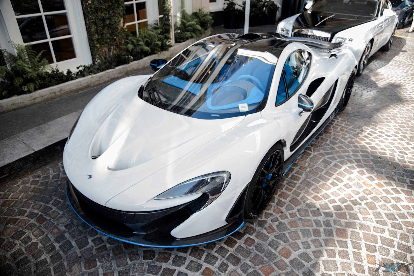 Mso Mclaren P1 Stuns On Pur Wheels In Los Angeles