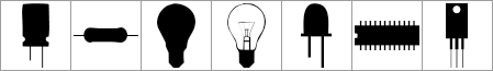 Electric Component Custom Shapes