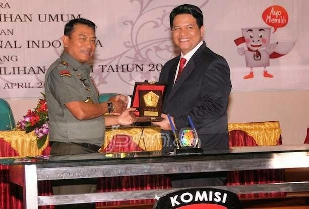 TNI Akan Bantu KPU Kirim Logistik Pemilu