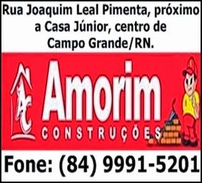 Amorim Construções - Campo Grande/RN