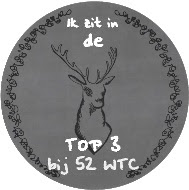 "TOP-3 52 Weeks to Christmas op 08-06 2017 (#Mei) ""Gouden kaarsen"""
