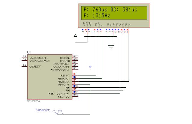 Frequencimetro com PIC16F628A