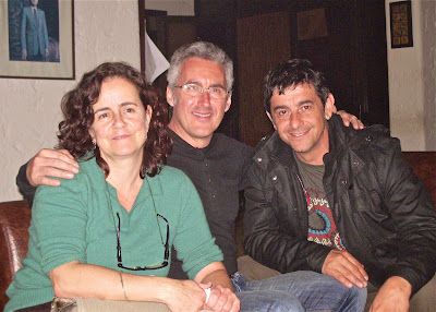 fotografía Sergio Barce, Grabriela Grech, Emilio Gallego, arte, Larache