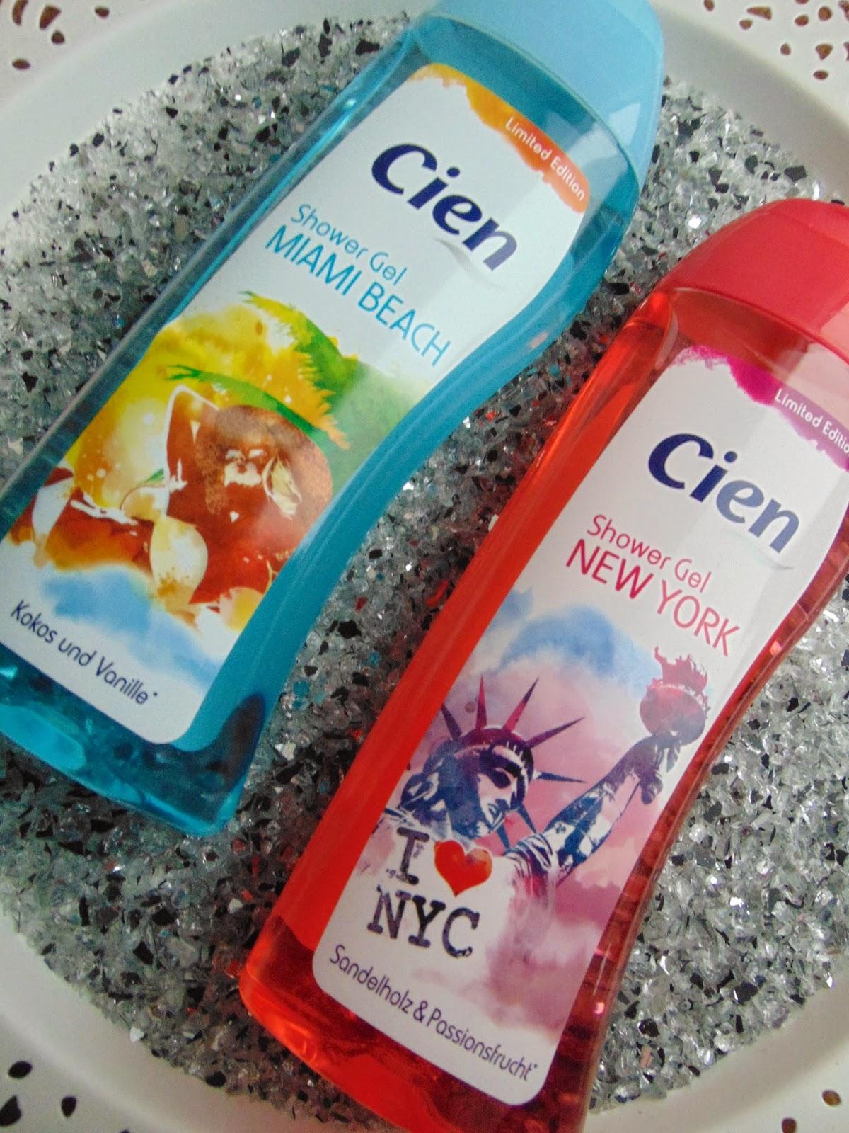 Annitschkas Blog: Cien Shower Gel - www.annitschkasblog.de