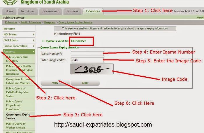Passport expiry date online