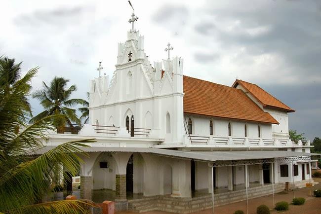 St. George's Jacobite Church, Arakkunnam