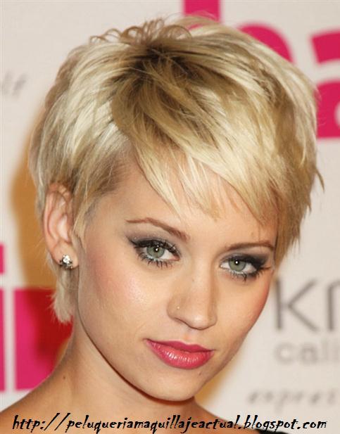 Peluqueria Y Peinados Tendencias Moda Cabello Peinados Para Pelo