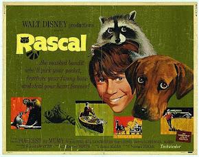 Cartel de cine: Mi amigo Rascal (1969) (Rascal)