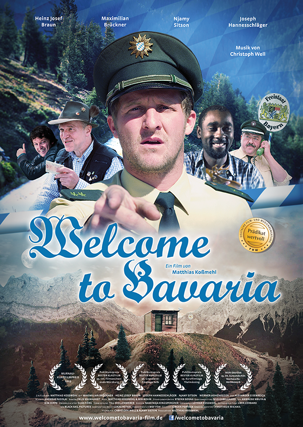 WELCOME TO BAVARIA der Film
