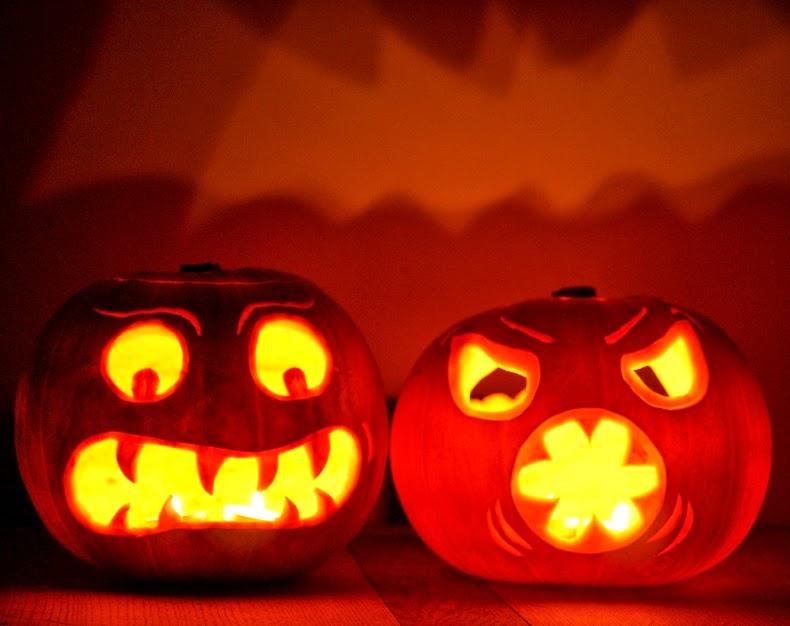 more crazy pumpkins and