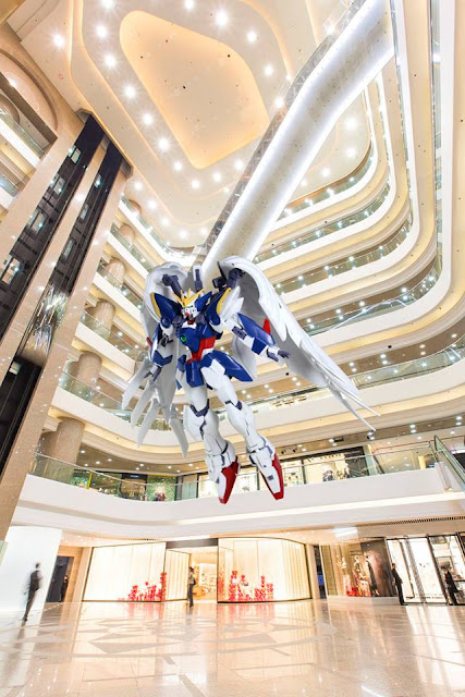 watch wing gundam zero custom anime series episode 1