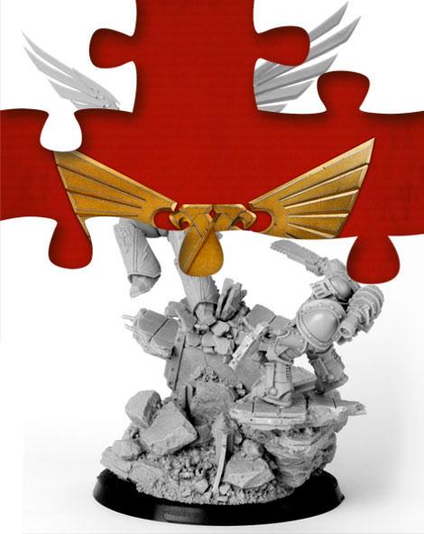 Forgeworld Christmas Jigsaw Day 3