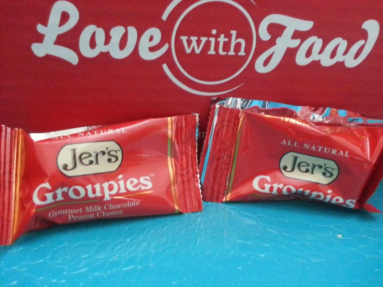 Jers Chocolates: Milk Chocolate Peanut Cluster