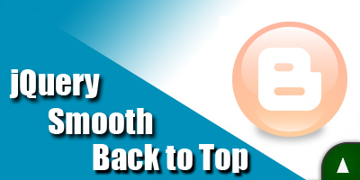 Cara Membuat Back To Top Dengan Smooth Jquery
