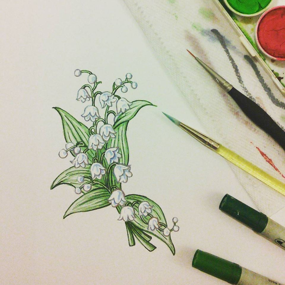 Lily of the valley after 3 years of inactivity the lily of the valley website has returned izmirmasajfo