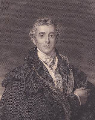 Arthur Wellesley, 1st Duke of Wellington  © Rachel Knowles - own collection