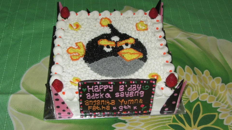 Search results for '' Kue Tart Angry Bird ''