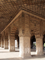 Diwan-i-Khas - Red Fort, Delhi