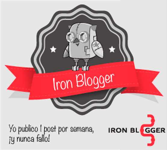 quieres ser mejor blogger, unete a ironblogger