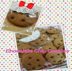 CHOCOLATE CHIP COOKIES ALA FAMOUS AMOS