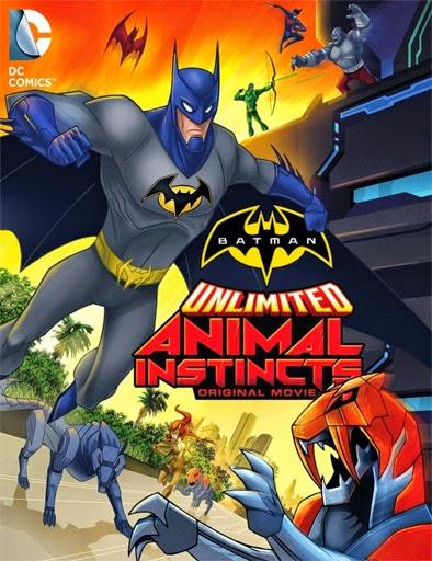 Ver Batman Unlimited: Animal Instincts (2015) Online