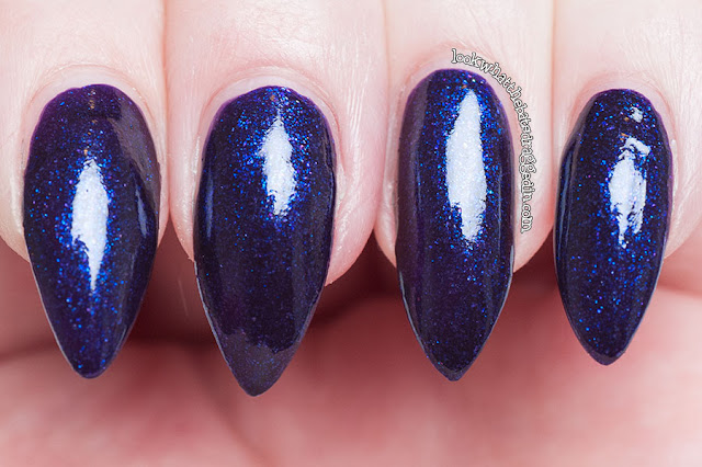Kleancolor Disco Purple swatch