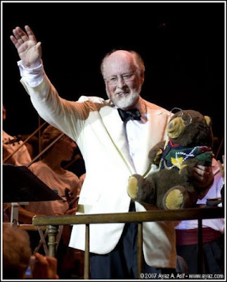 john williams afi honor