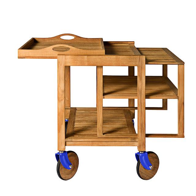 Driade Store Trick Servierwagen
