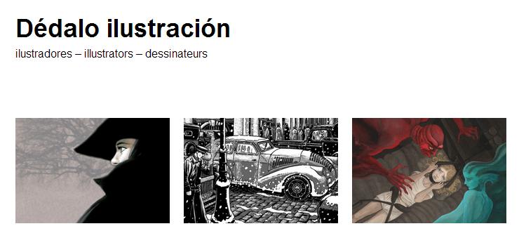 Dédalo Ilustración