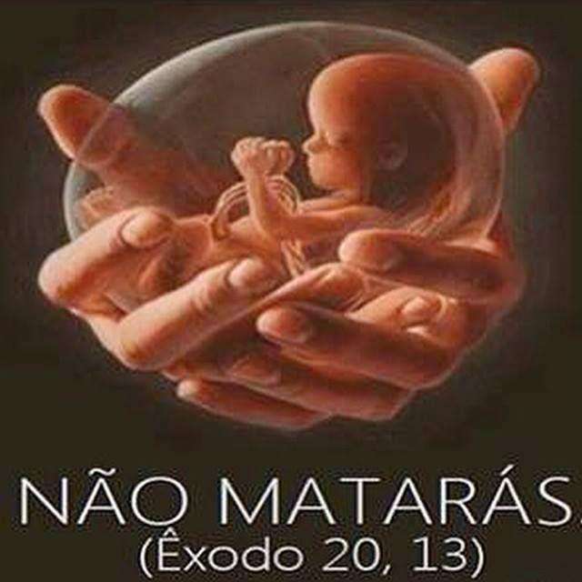 Aborto NUNCA!