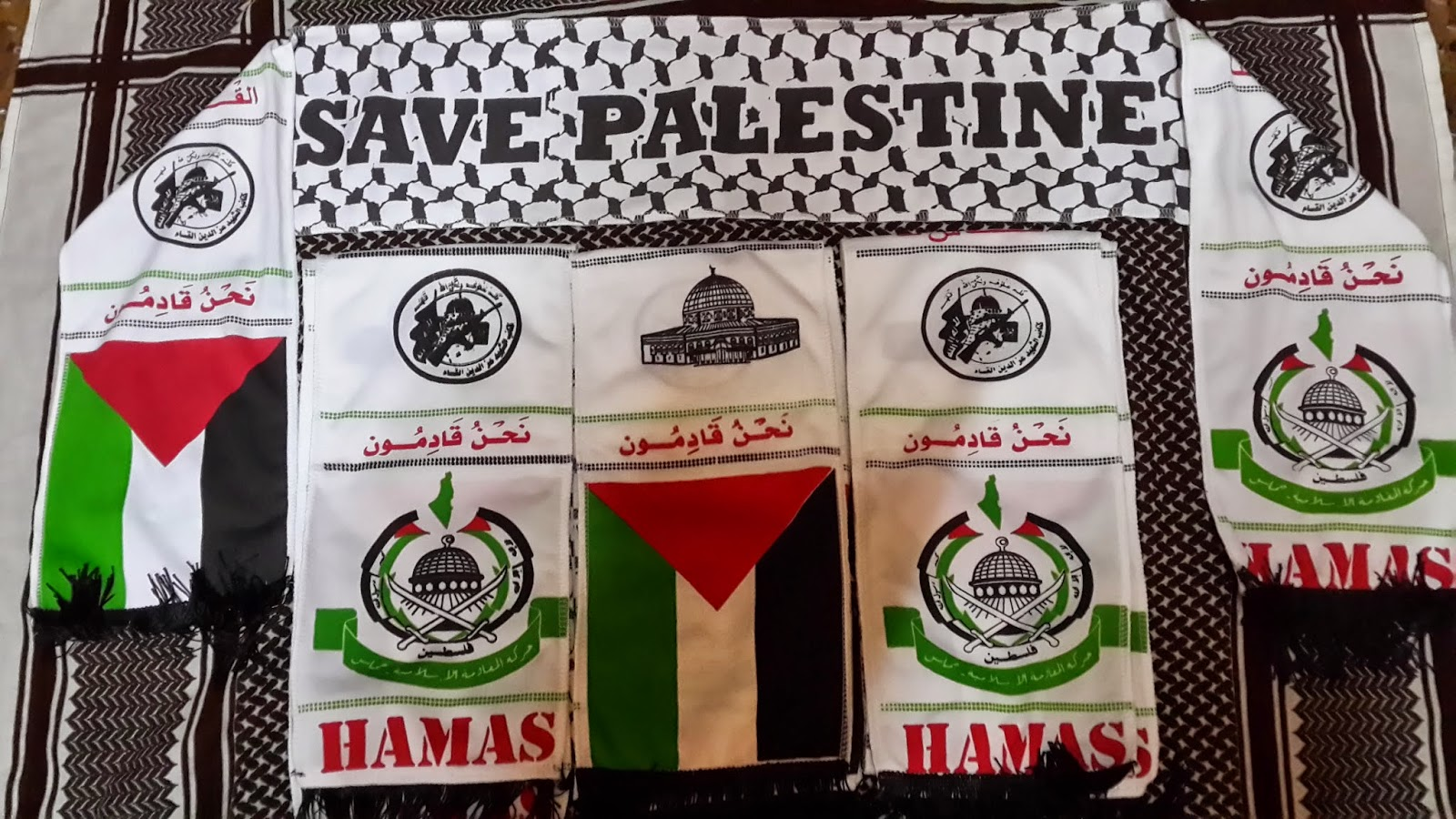 maflastin 'save palestin'