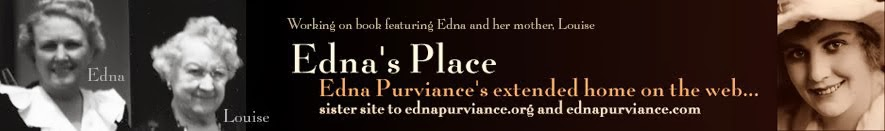 Edna's Place: Edna Purviance Extended Home on the Web