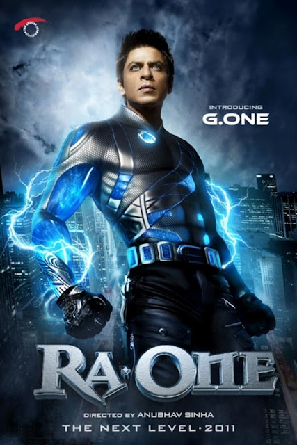 Shahrukh Khan Ra.One  First Look