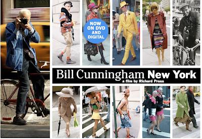 Bill Cunningham Photographer
